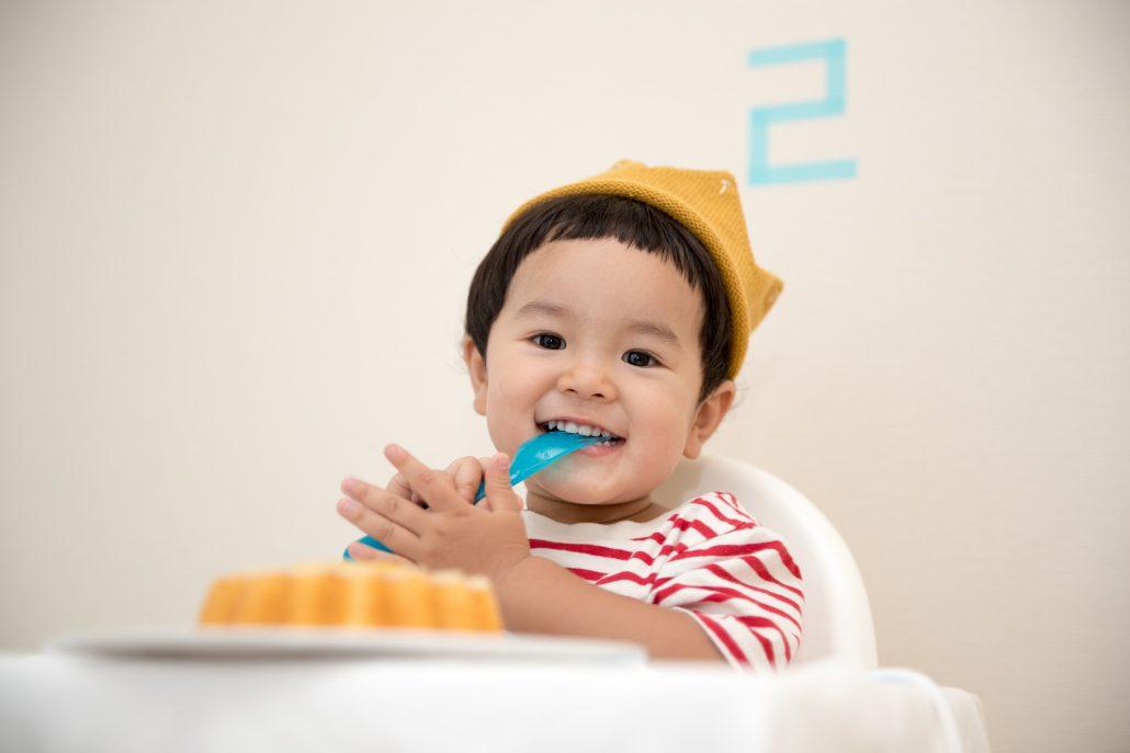 Geburtstagskuchen kann man auch ohne Milch und Eier backen