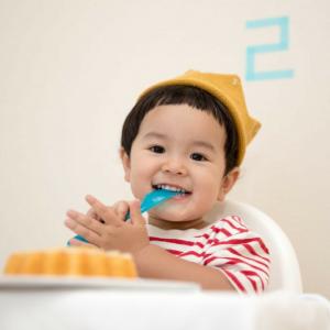 Geburtstagskuchen. Geht auch ohne Milchprodukte und Eier